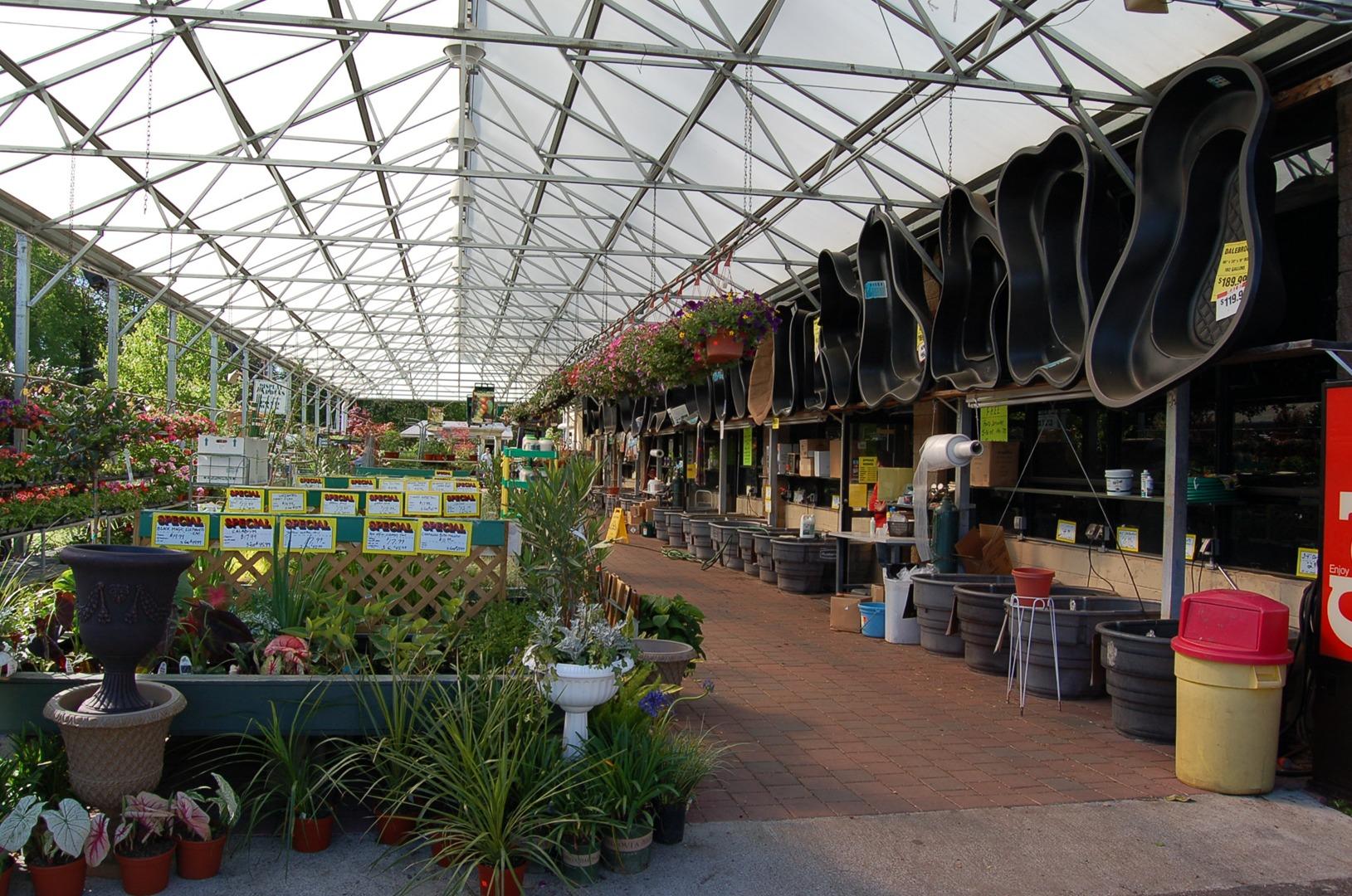 About Fairfield Garden Center