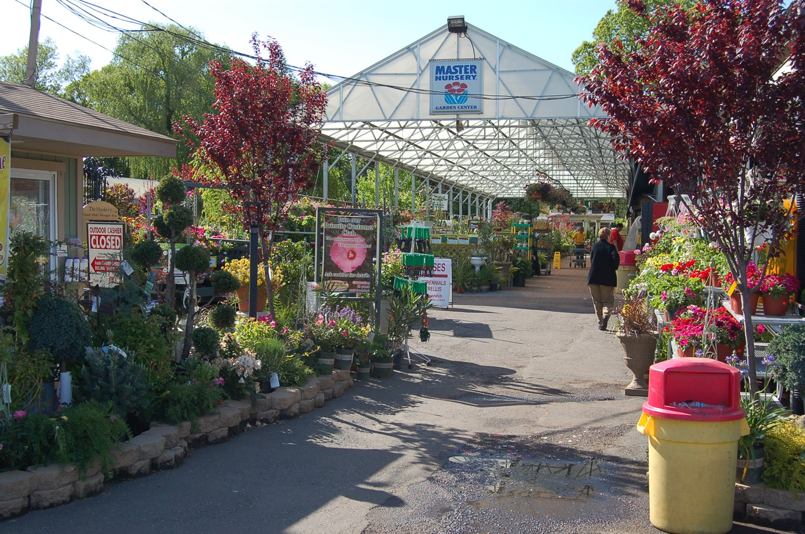About Fairfield Garden Center
