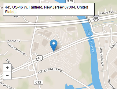 445 Route 46 Fairfield, New Jersey 07004